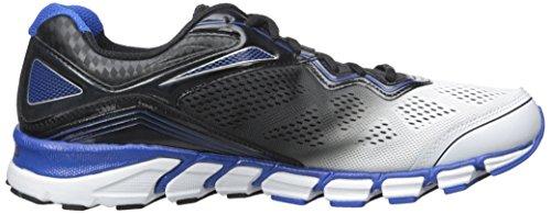 Fila Men's Mechanic 2 Energized Running Shoe White, Prince Blue, Black