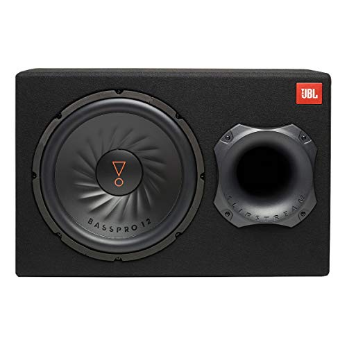 """JBL SUBBP12AM - 12"""" amplified 12"""" Subwoofer with Sub Level Control"""