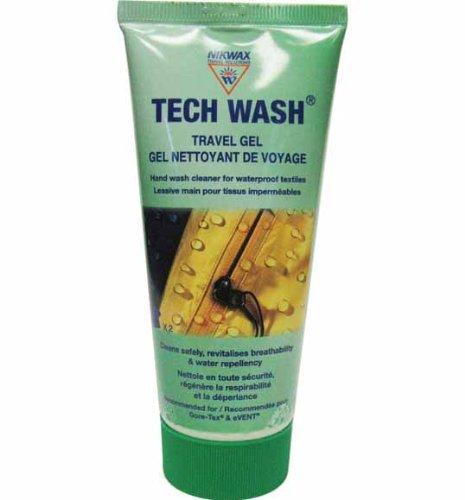 Nikwax Tech Wash Travel Gel Cleaner 60ml ()
