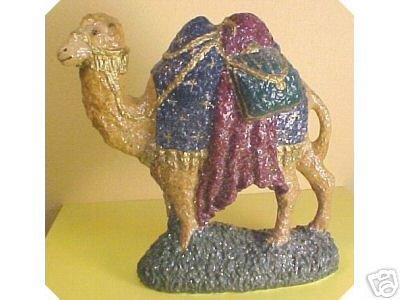 Belsnickle Nativity Camel Standing 728837