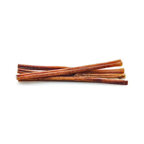 Best Bully Sticks Odor-Free Angus Bully Sticks - Made of All-Natural, Free-Range, Grass-Fed Angus Beef - Hand-Inspected and USDA/FDA-Approved 5