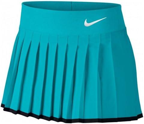 Nike Victory – Falda Tenis Rock, Todo el año, Mujer, Color Azul ...