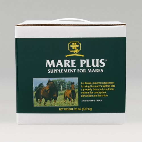 Farnam Mare Plus Supplement for Mares, 20 Pound by Farnam