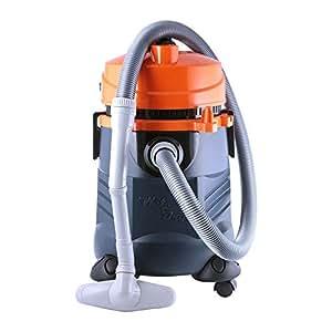 JEC VC-5714 Wet and Dry Vacuum Cleaner, 2200 Watts Orange