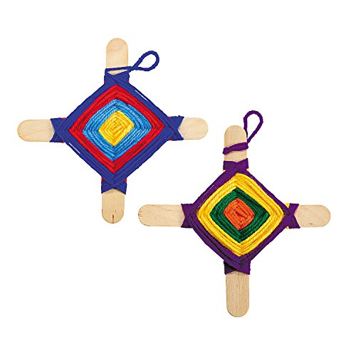 Gods Craft Eye (Eye of God Memory Catcher Craft Kit)