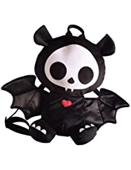 Skelanimals Diego (Bat) 12-inch Backpack Anime Bags