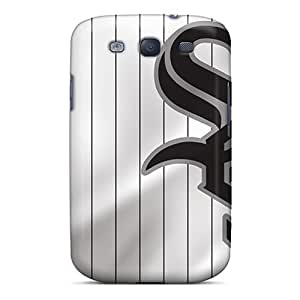 Samsung Galaxy S3 CmD17503aebr Provide Private Custom HD Chicago White Sox Series Protector Cell-phone Hard Covers -JasonPelletier