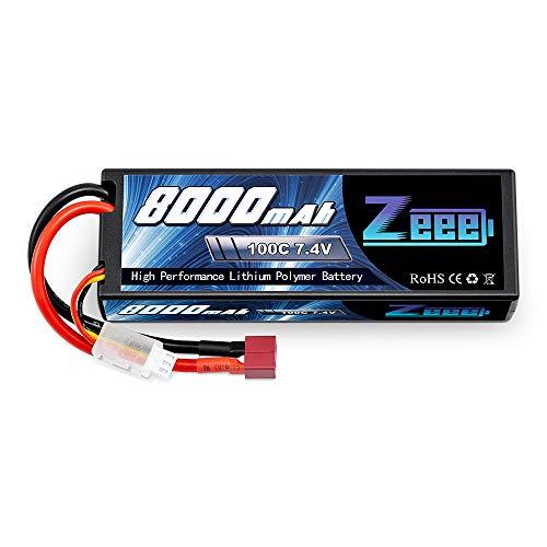 Zeee Lipo Battery 7.4V