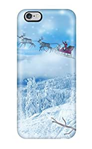 Durable Christmas For Computer Back Case/cover For Iphone 6 Plus