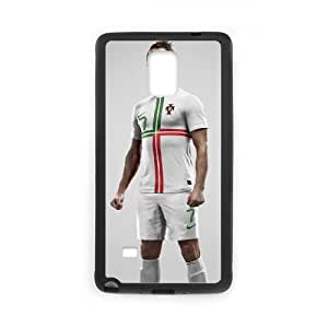 Sports portugal away cristiano ronaldo original Samsung Galaxy Note 4 Cell Phone Case Black 91INA91554635