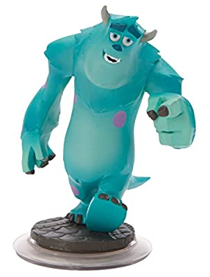 Sulley Monsters Inc Disney Infinity Figure (Loose, No Card)