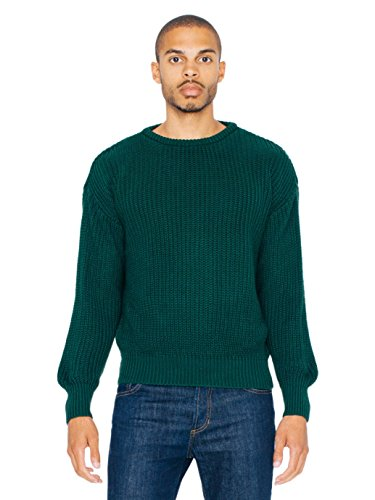 american-apparel-mens-fishermans-pullover-sweater-dark-sage-large