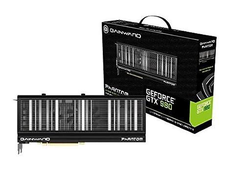 Gainward 426018336-3378 - Tarjeta gráfica (PCI-E GTX980 Phantom ...