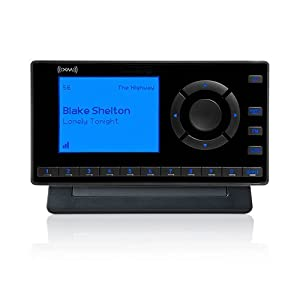 SiriusXM- XEZ1V1 Onyx EZ Satellite Radio with Vehicle Kit- Black with 1 free month and free activation