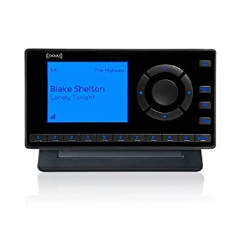 Siriusxm- Xez1v1 Onyx Ez Satellite Radio With Vehicle Kit- Black 2
