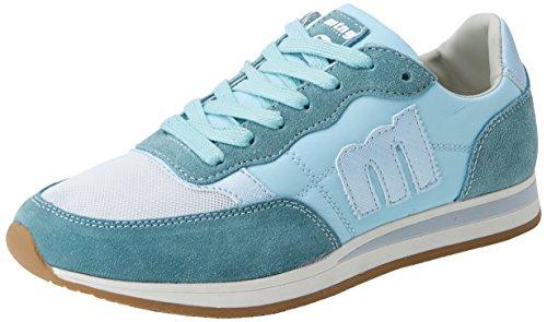 Fitness Celestenilo Suede Femme de Celesterato Chaussures Maroto MTNG Bleu Celeste qf78tt