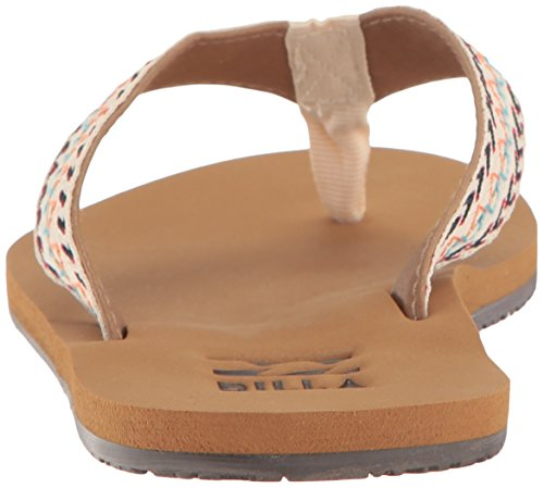Billabong Women's Baja Flat Sandal, Parent Wcp