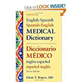img - for English Spanish/Spanish English Medical Dictionary 3rd (Third) Edition byRogers book / textbook / text book