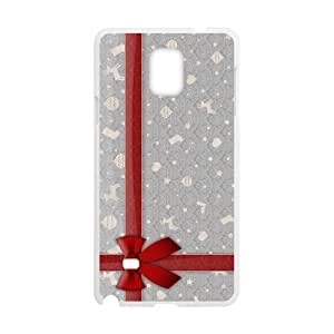 Merry Christmas Plastic Case Protective Skin for SamSung Galaxy Note 4-NC6353