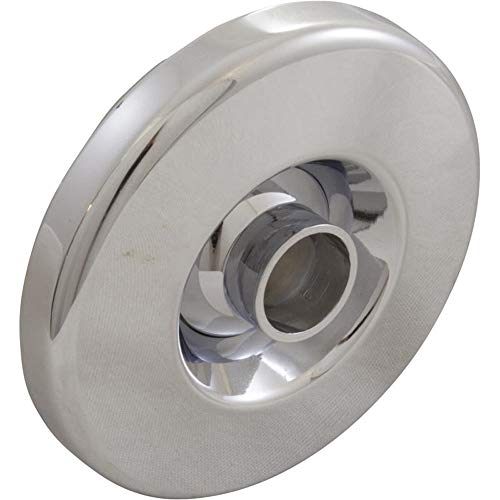 Balboa Water Group Escutcheon, BWG/GG Budget Jet,w/Dir Eyeball,Polished Chrome