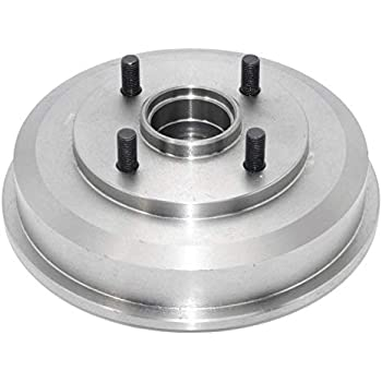ACDelco 18B549 Professional Rear Brake Drum Assembly with Bearing