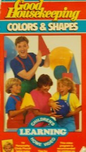Colors & Shapes [VHS] -