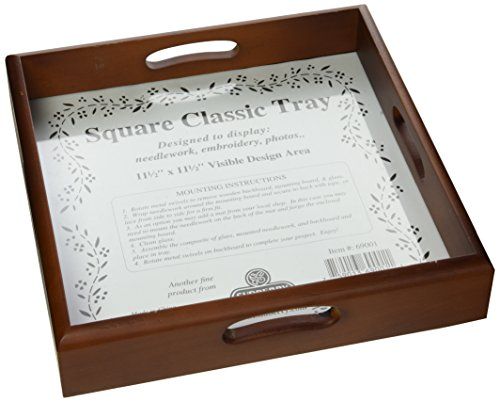 Sudberry House 69001 Classic Tray, 12 by