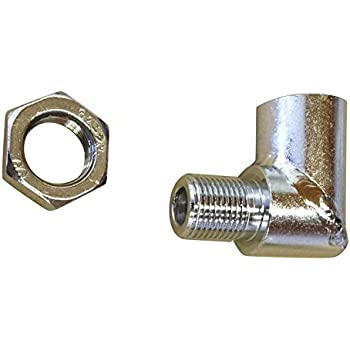 XS-Power SHORTY 304 Stainless Steel O2 Oxygen Spacer Sensor extension fit 90 degrees 02