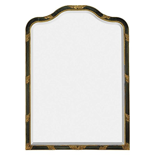 Majestic Mirror Traditional Framed Antique Beveled Glass Wall Accent Mirror 42in by Majestic Mirror and Frame