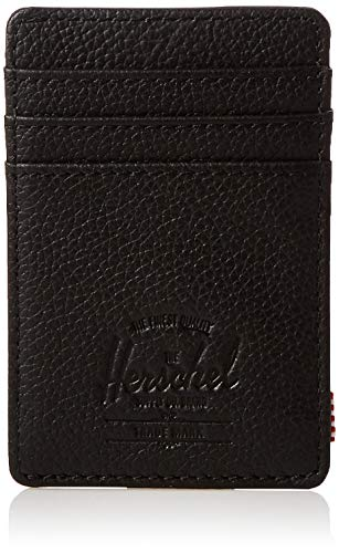 Herschel Raven Leather Rfid