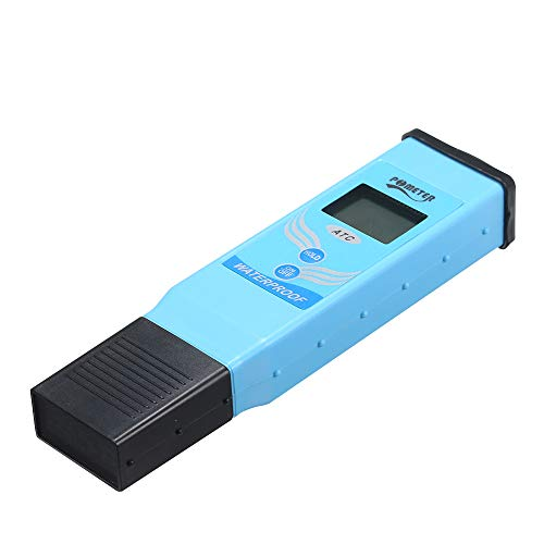 - Roeam pH Meter with ACT Function Waterproof High Accuracy pH Tester Water Quality Tester Detector