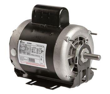 3/4 hp 1725 RPM 56 Frame 115/208-230V Belt Drive Cap Start Blower Motor Century # - Bolt Thru Century Frame 56