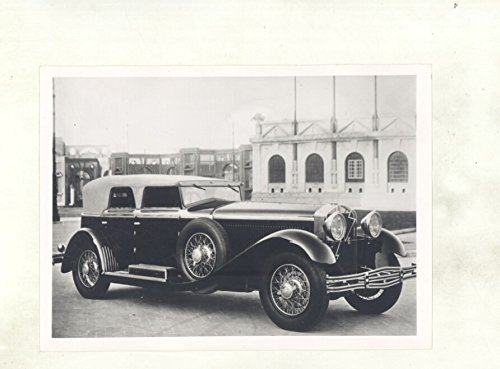 1930-isotta-fraschini-8a-original-photograph