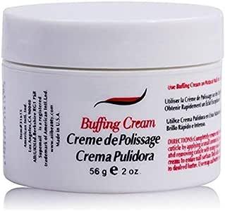 Professional Nail Polishing Wax Art Buffing Cream for Nails Necessary Nail Care Tools Manicure Luster Nail Polishing Wax Set - White & Pink