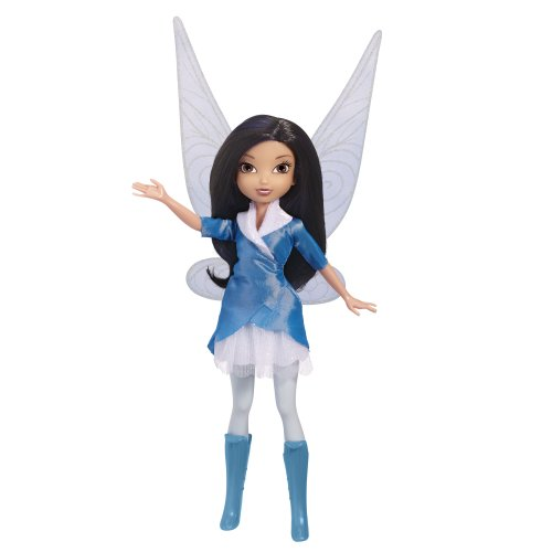 (Disney Fairies Secret of The Wings Fashion Doll - Silvermist)
