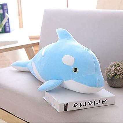 ycmjh Kawaii Dolphin Peluche de Peluche Animal de Peluche de ...