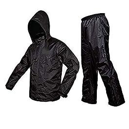 starstep Men's and Women's Overcoat (Black , Free Size)
