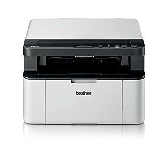 Brother DCP 1610 W - Impresora Multifunción Blanco y Negro (Importado)