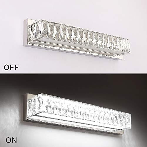 ZUZITO Crystal Bathroom Vanity Lighting Fixtures 7500 ...