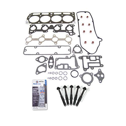Head Gasket Set Bolt Kit Fits: 94-97 GMC S10 Pick Up Sonoma Isuzu Hombre 2.2L ()