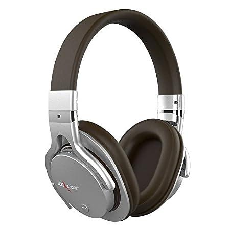 ZEALOT B5 Bluetooth Wireless Headset Audífonos Sobre la Oreja a Mano Libre del Jugador de Llamada MP3 Incorporado Mic Micro SD Card / 3,5 mm jack Entrada de ...