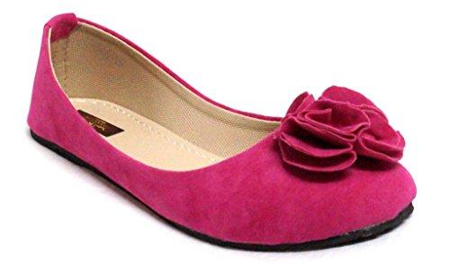 Royal Indian Exposures Ladies Girls Women Casual Belly Flatform Shoes