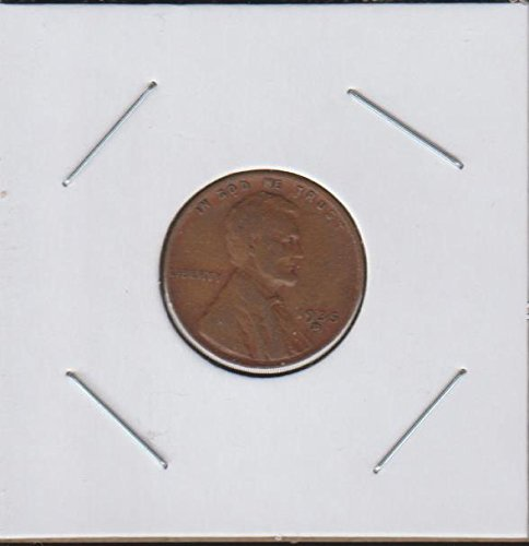 1935 D Lincoln Wheat (1909-1958) Penny Fine