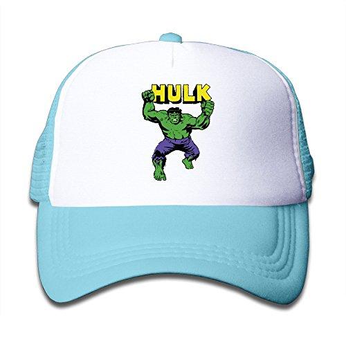Kid's Hats The Hulk Incredible Movie Costume Winter Baseball Hat Small Kids Cap