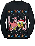 Patrick and Spongebob Ugly Christmas Apparel