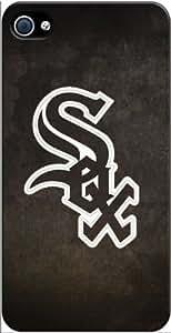 Chicago White Sox MLB iPhone 4-4S Case v73102mss