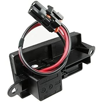 Hvac blower motor resistor for chevy gmc for Suburban furnace blower motor replacement