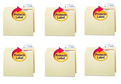 Top File Folder Labels