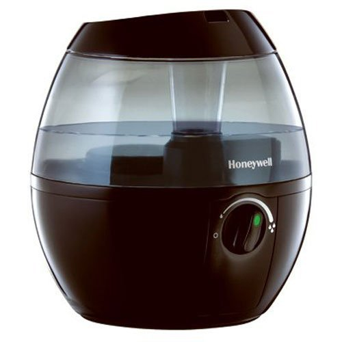 Honeywell HUL520B Mistmate Cool Mist Humidifier Black With Easy Fill Tank & Auto Shut-Off, For Small Room, Bedroom, Baby Room, Office