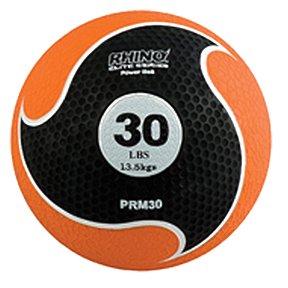 Champion Sports Rhino Elite Medicine Ball, 6-Feet by Champion Sports